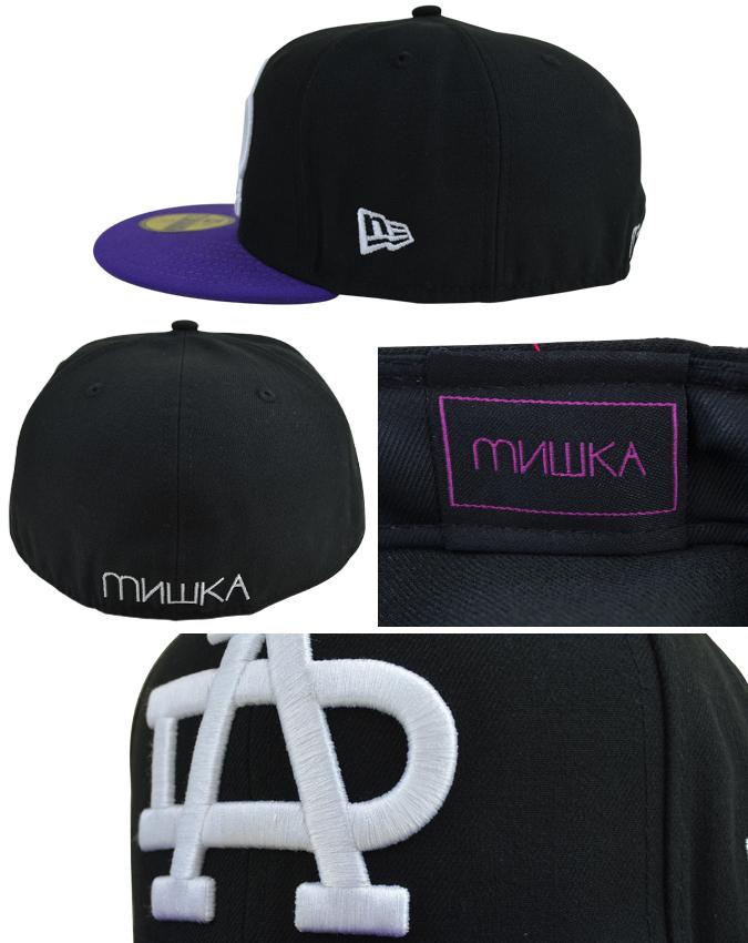 割引クーポン配布中MISHKA ミシカ DA Rally New Era 5950 キャップ ニューエラ ベースボールキャップ 帽子 RCPスプリングバーゲンwnPkZ8O0NX