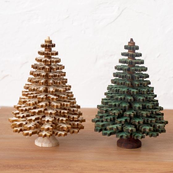Slowworks コニファークリスマスツリー 9cm Made In Christmas Tree