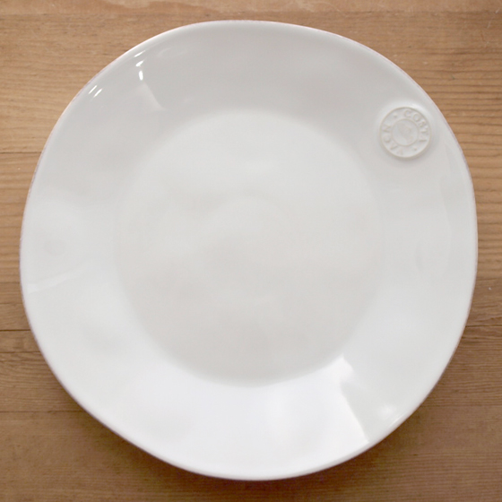 Portugal COSTA NOVA (Costa Nova) Nova dinner plate-denim & slowworks | Rakuten Global Market: Portugal COSTA NOVA (Costa Nova ...