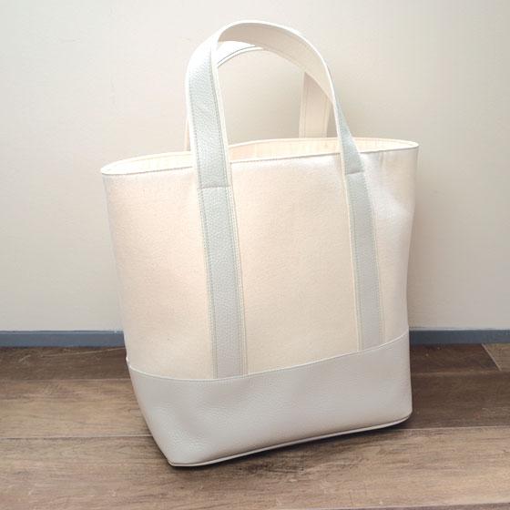 意大利加鲁列里画廊帆布皮革手提包