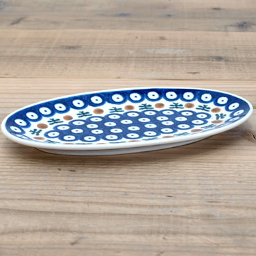 Germany Heise Keramik (Heise) ceramic fish plate-Apple