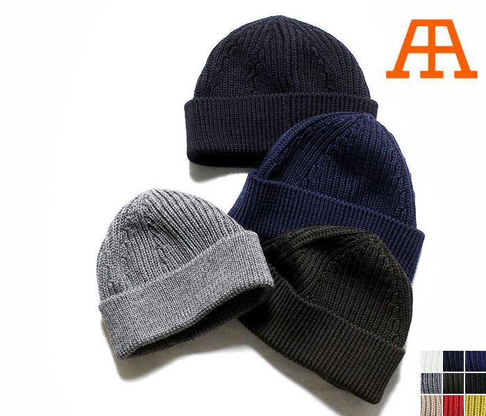 8ff0de4e5d8 ANDERSEN-ANDERSEN made in Italy short type beanie cap knit cap MERINO WOOL  5GG (AA-BEANIE-SHORT-WOOL(AA-1821011))