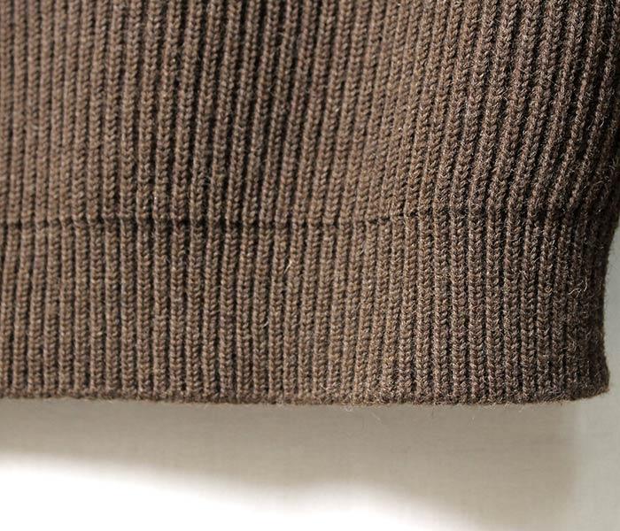 ご予約商品(お届け予定 9月以降) アンデルセンアンデルセン ANDERSEN-ANDERSEN ニット クルーネック セーター ナチュラルカラー NATURAL COLOR WOOL メンズ MADE IN ITALY (AA72115-NAT-CREW)