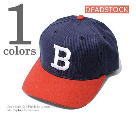 DEADSTOCK AMERICAN NEEDLE 90s MLB Boston Braves baseball cap  (AMERICANNEEDLE-B-BBCAP) c2297fdae84