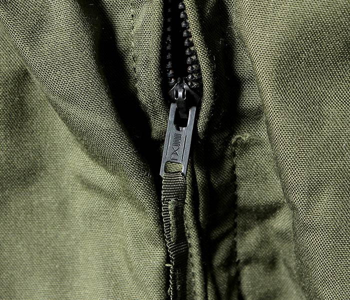 serval zipper leather jacket