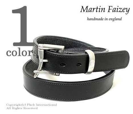 マーティンフェイジー/MARTIN FAIZEY 英国製 ''1.25inch CORDVAN''クイックリリースレザーベルト(125-QUICKRELEASE-CORDVAN)