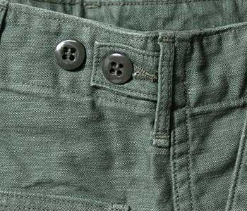 昂斯洛 /orSlow 在日本 fatihgshorts 短裤 (01-7002-16)