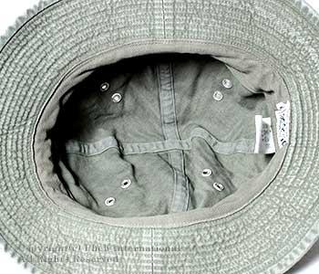 2a2a79dbdc9166 Pheb International: '' グリーンユーズド'' U.S.NAVY military hat (03 ...