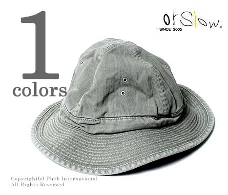 b65a7e2da85 グリーンユーズド   U.S.NAVY military hat (03--001-16A-USED) made in orSlow or low  Japan.
