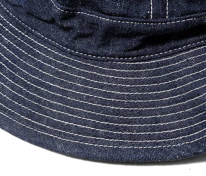 61570087f7b217 Pheb International: orSlow made in Japan U.S.NAVY denim military hat ...