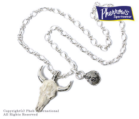 PHERROW'S (PHERROWS) Buffalo pendant