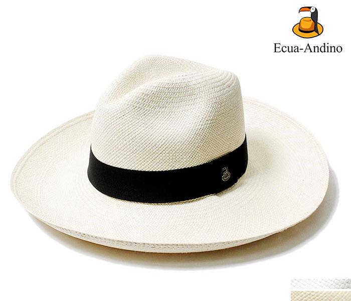 e0e2b3f5 ECUA ANDINO classic panama hat extra long brim MADE IN ECUADOR (EA-ClASSIC-  ...