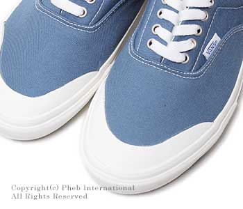 VANS Japan Limited Edition 'Navy' HALF MOON ERA sneakers (V95-HALF-MOON-NAVY)