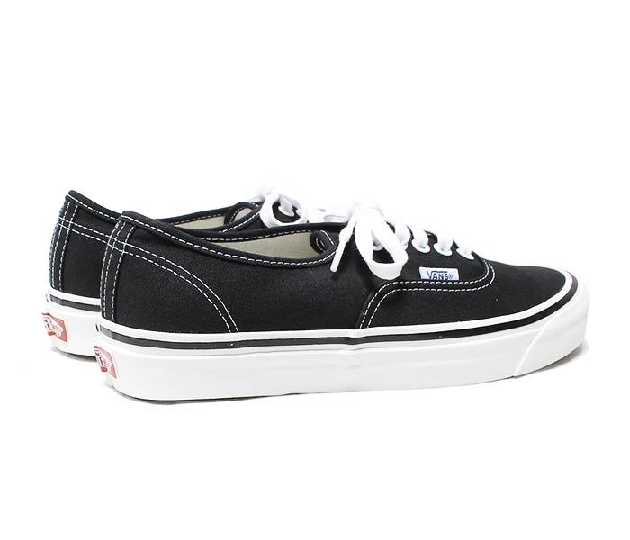 Vans Authentic 44 DX 'Anaheim Factory' Shoes Black