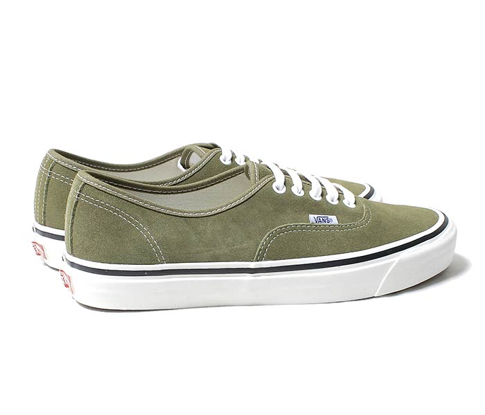 c8a4bf8016 Pheb International  VANS limited model ANAHEIM FACTORY   olive suede ...