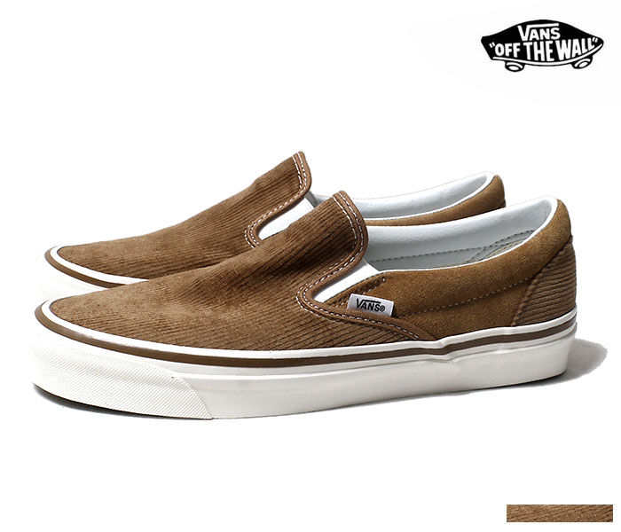 5aa8149971b VANS バンズ 限定モデル ANAHEIM FACTORY COLLECTION   OG HART BROWN CORDUROY
