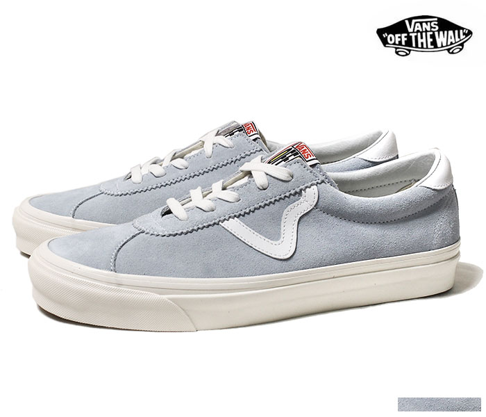 VANS バンズ 限定モデル ANAHEIM FACTORY COLLECTION STYLE 73 DX LIGHT BLUE スタイル 73 DX  ライト 49c792ea8