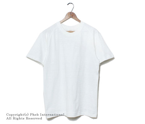 WAREHOUSE made in Japan '' freedom sleeve' ' plain t-shirts (4048-SS-FREEDOM)