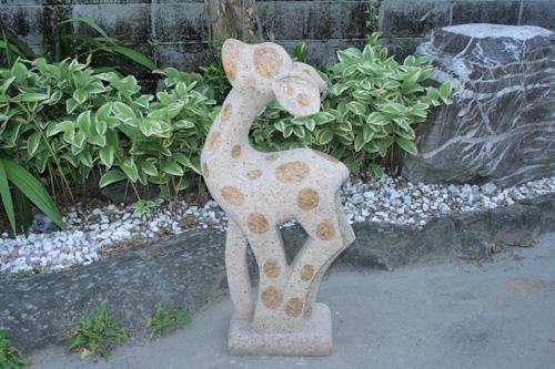 【送料無料】キリン模様の可愛いバンビ♪