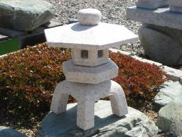 【激安】 【送料無料】古代雪見(1尺・サビ色・角型)日本庭園の定番商品!!こちらのサイズは坪庭や玄関まわりなどにピッタリです♪:小さな石屋さん-エクステリア・ガーデンファニチャー