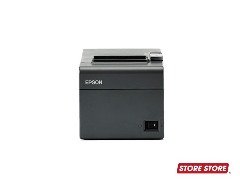 エプソン レシートプリンター TM-T20II TM202BI136/TM202BI036/ダークグレー