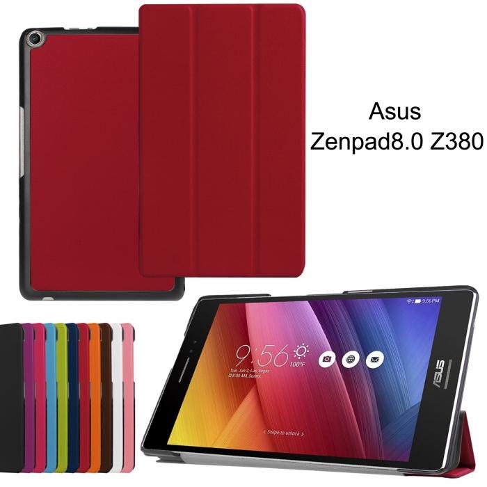 ASUS ZenPad 8.0 値引き Z380C 無料 ケース Z380KL カバー Z380 Z380KNL スタンドケース スマートケース メール便 送料無料 スタンド Z380M スタンドカバー
