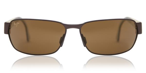 【海外直送】Maui JimマウイジムUnisexユニセックスMaui Jim Black Coral Polarized 65サイズ 正規品 安い ケース&クロス付 偏光サングラス 運転 ドライブ 偏光レンズ