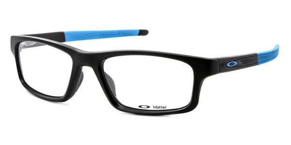 【海外直送】Oakley オークリー メンズ メガネ Oakley OX8037 CROSSLINK PITCH 803701 52 サイズ 正規品 安い ケース付