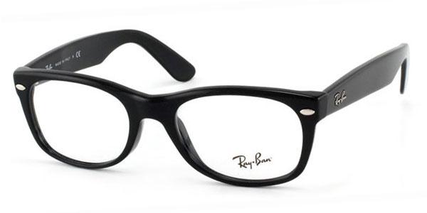 【海外直送】Ray Banレイバン ユニセックス メガネRay-Ban RX5184F New Wayfarer Asian Fit 52サイズ 正規品 安い ケース&クロス付