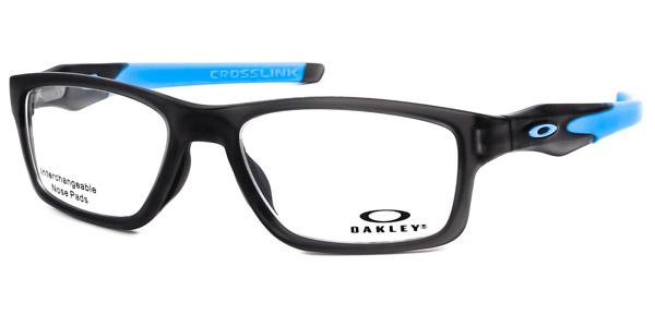 【海外直送】OakleyオークリーMenメンズOakley OX8090 CROSSLINK MNP 55サイズ 正規品 安い ケース&クロス付