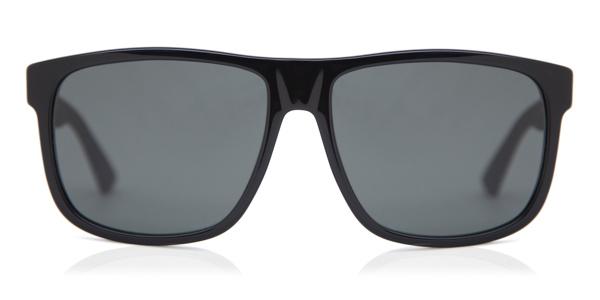 【海外直送】Gucciグッチ メンズ サングラスGucci GG0010S 58サイズ 正規品 安い ケース&クロス付UVカット 紫外線カット