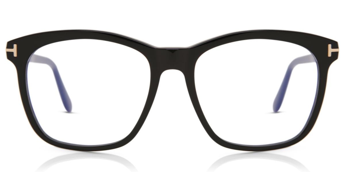 【海外直送】Tom Ford トムフォード レディース メガネ Tom Ford FT5481-B 54 サイズ 正規品 安い ケース&クロス付