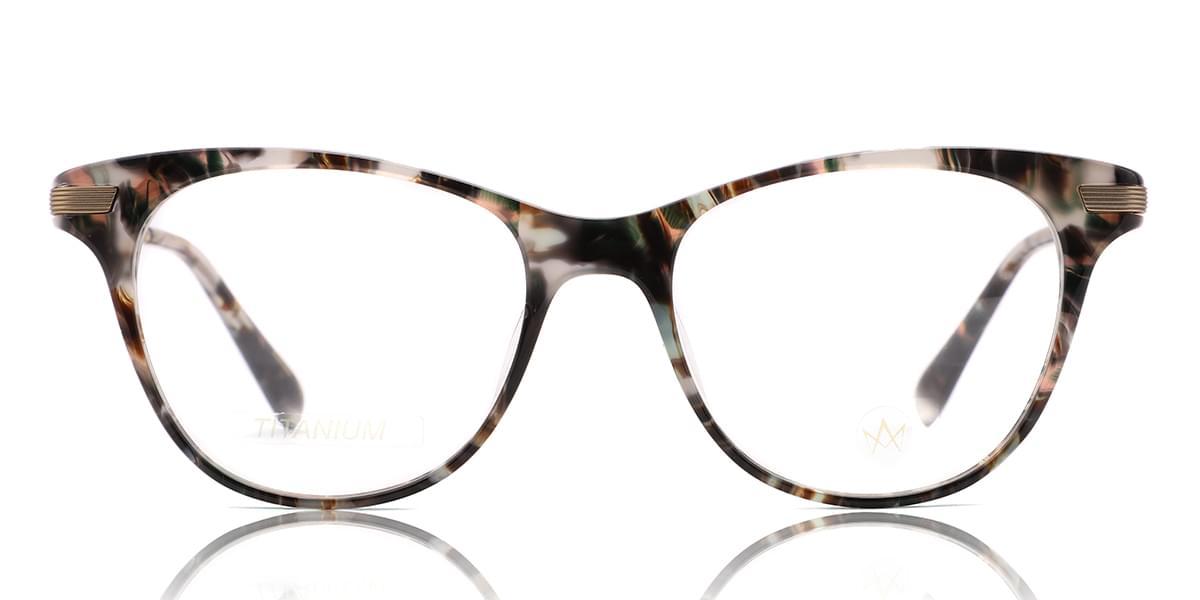 【海外直送】AM Eyewear AMアイウェア ユニセックス メガネAM Eyewear SCHAFT Fall 52サイズ 正規品 安い ケース&クロス付