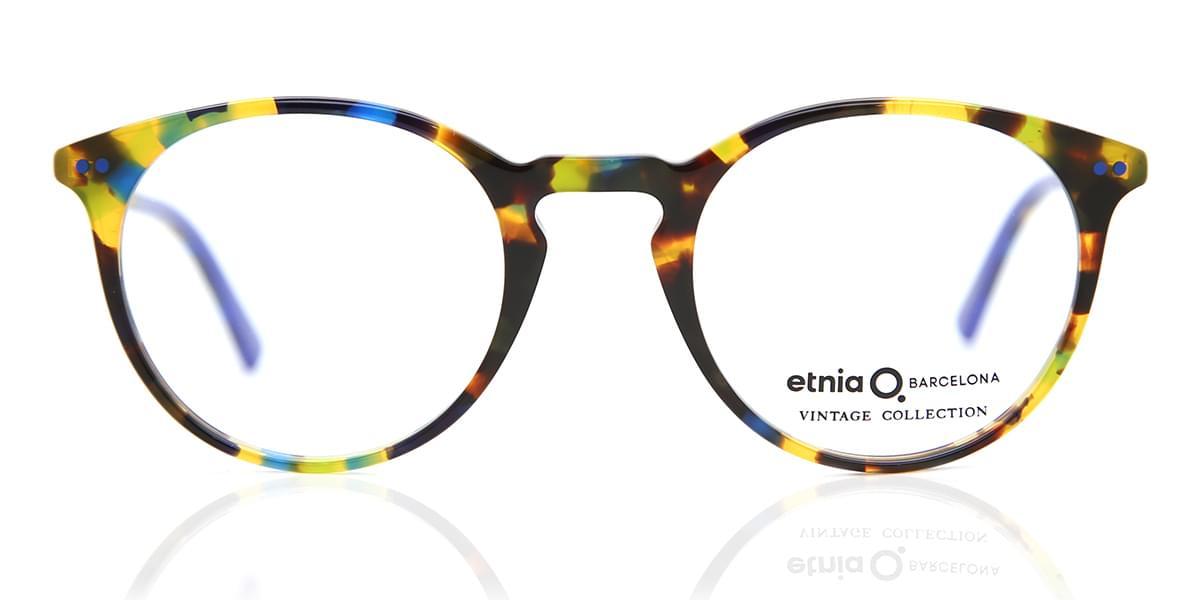【海外直送】Etnia BarcelonaエトニアバルセロナUnisexユニセックス メガネEtnia Barcelona Jordaan HVBL 48サイズ 正規品 安い ケース&クロス付