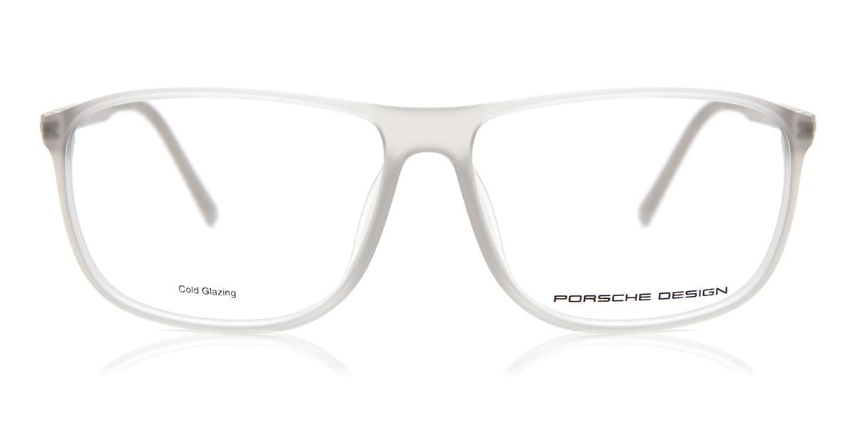 【海外直送】Porsche Designポルシェデザイン ユニセックス メガネPorsche Design P8278 C 58サイズ 正規品 安い ケース&クロス付