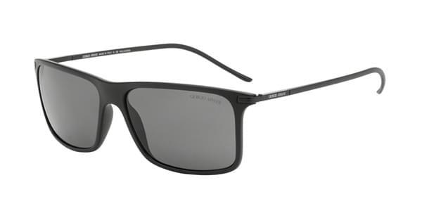 【海外直送】Giorgio Armaniジョルジョアルマーニ メンズ サングラスGiorgio Armani AR8034 Polarized 504281 57サイズ 正規品 安い ケース&クロス付