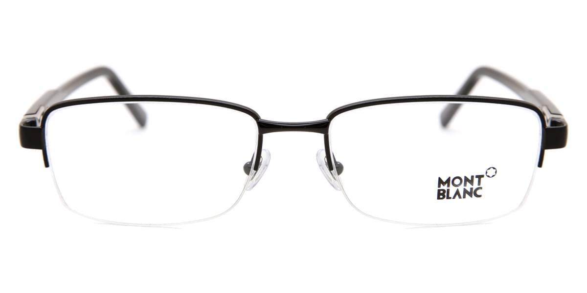 【海外直送】Mont Blancモンブラン メンズ メガネMont Blanc MB0635 001 55サイズ 正規品 安い ケース&クロス付 超 軽量 薄い