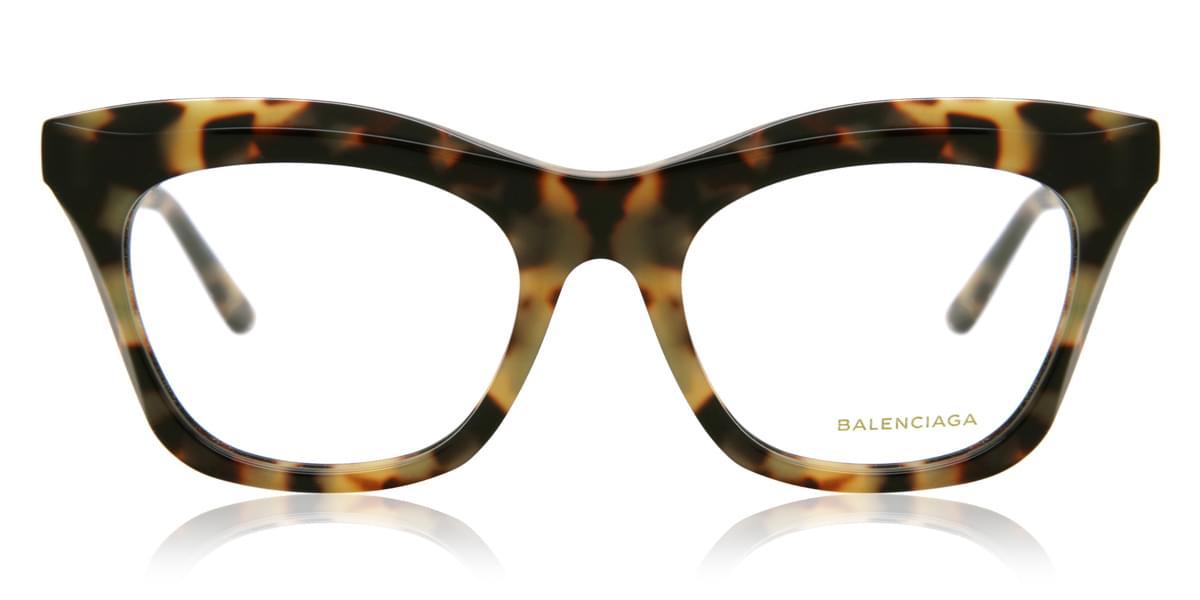【海外直送】Balenciagaバレンシアガ レディース メガネBalenciaga BA5075 055 52サイズ 正規品 安い ケース&クロス付