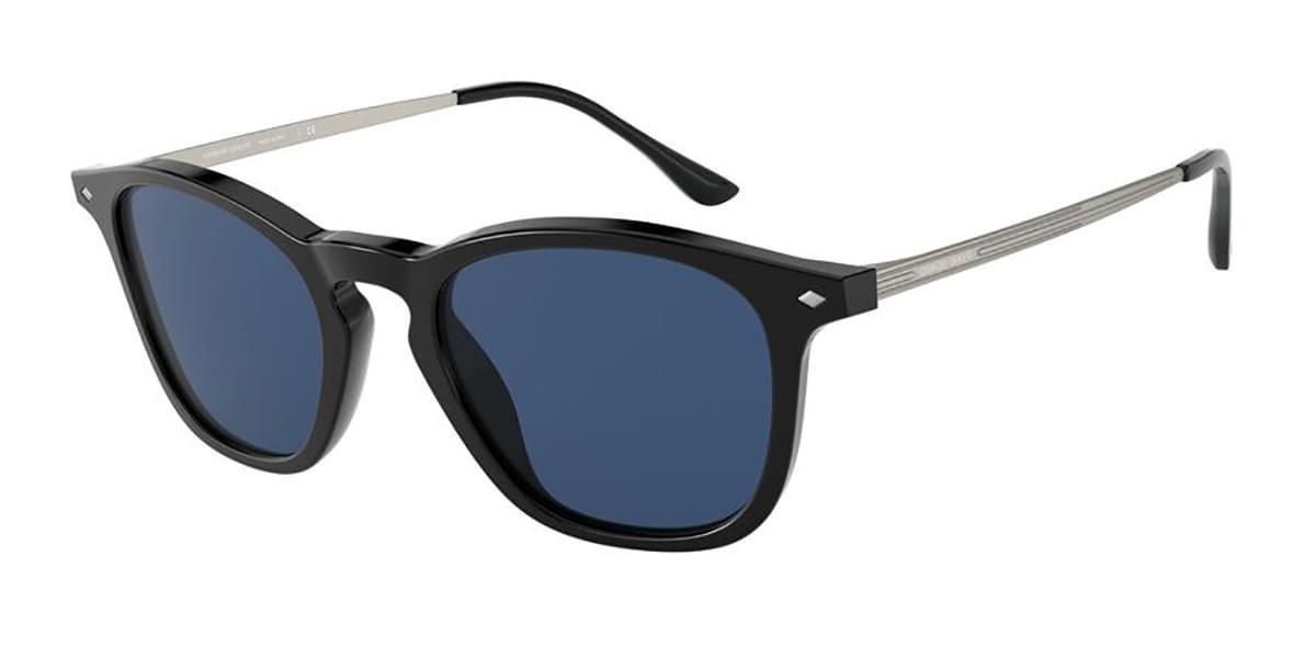 【海外直送】Giorgio Armaniジョルジョアルマーニ メンズ サングラスGiorgio Armani AR8128 500180 51サイズ 正規品 安い ケース&クロス付UVカット 紫外線カット