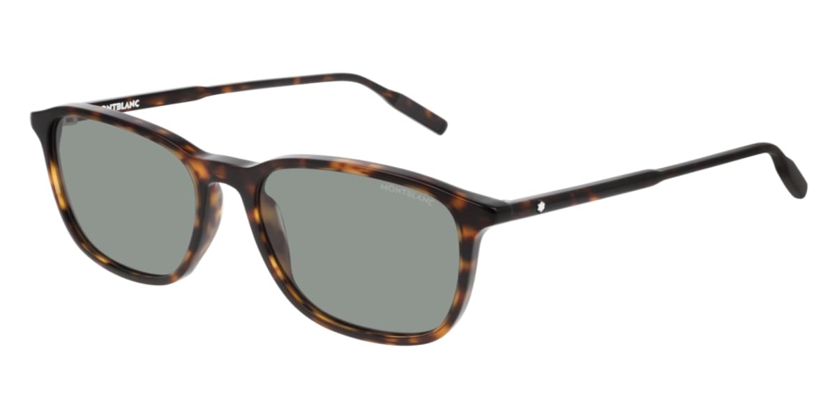 【海外直送】Mont Blancモンブラン メンズ サングラスMont Blanc MB0082S 002 53サイズ 正規品 安い ケース&クロス付