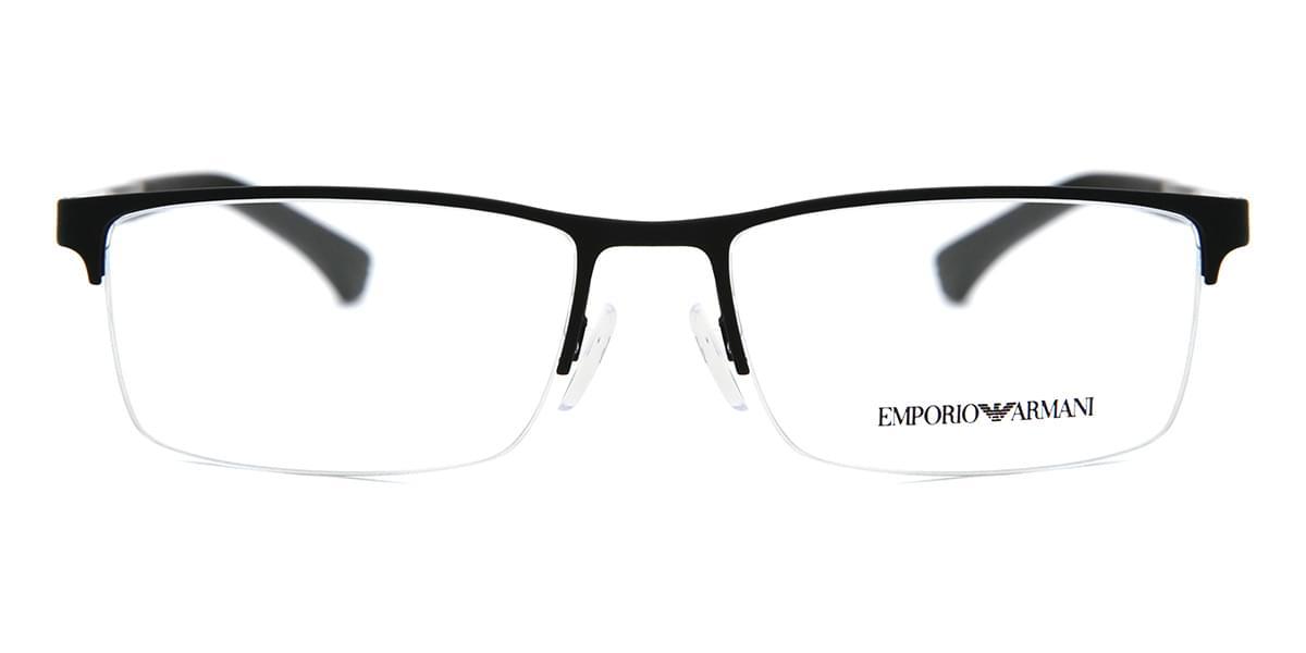 【海外直送】Emporio Armaniエンポリオアルマーニ メンズ メガネEmporio Armani EA1041 3175 55サイズ 正規品 安い ケース&クロス付