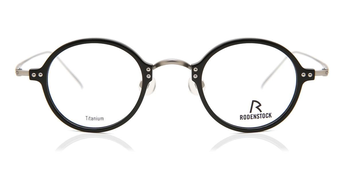 【海外直送】Rodenstockローデンストック ユニセックス メガネRodenstock R7061 A 44サイズ 正規品 安い ケース&クロス付