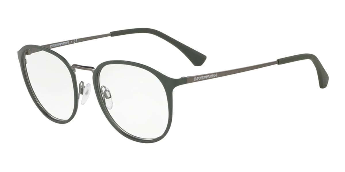 【海外直送】Emporio Armaniエンポリオアルマーニ メンズ メガネEmporio Armani EA1091 3230 50サイズ 正規品 安い ケース&クロス付