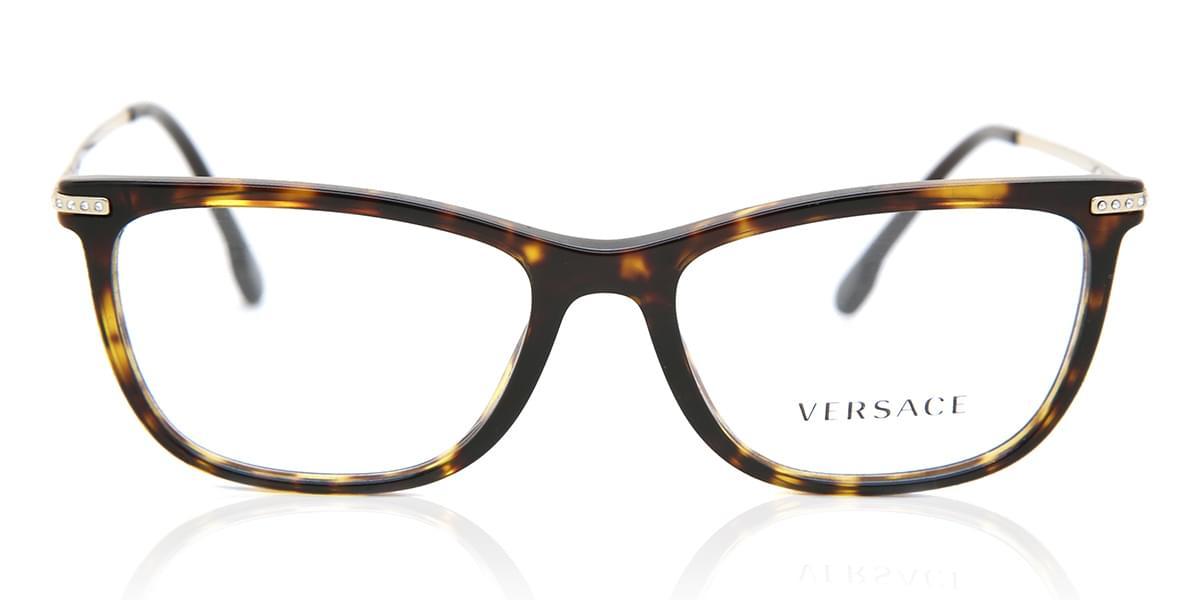 宅配 【海外直送】Versaceヴェルサーチ レディース メガネVersace VE3274B 108 54サイズ 正規品 安い ケース&クロス付, 鏡 ミラー 洗面 インテリア IVY 11d93099