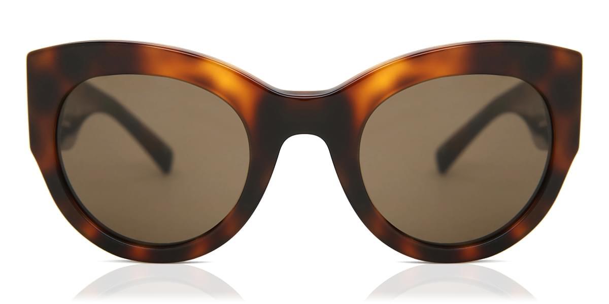【海外直送】Versaceヴェルサーチ レディース サングラスVersace VE4353 521773 51サイズ 正規品 安い ケース&クロス付UVカット 紫外線カット