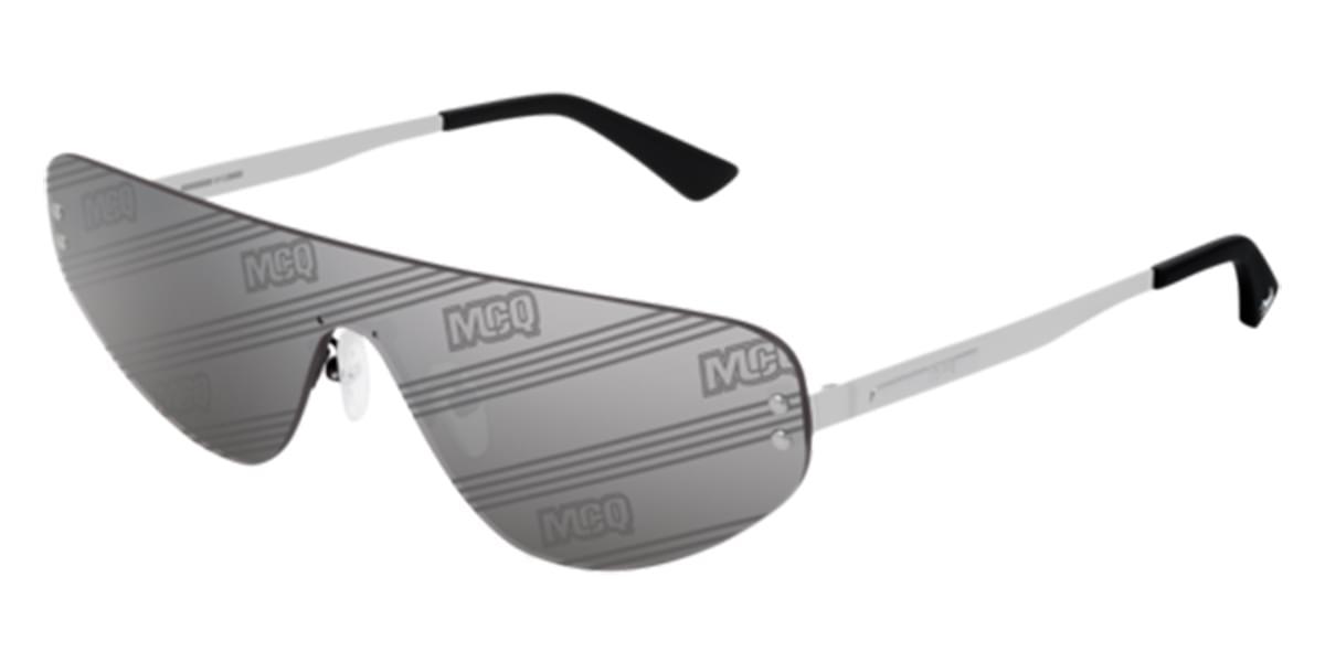 【海外直送】McQマック ユニセックス サングラスMcQ MQ0221S 004 99サイズ 正規品 安い ケース&クロス付