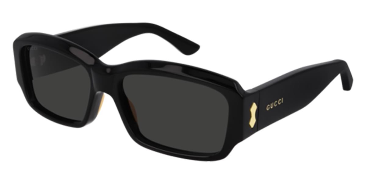 【海外直送】Gucciグッチ メンズ サングラスGucci GG0669S 001 59サイズ 正規品 安い ケース&クロス付UVカット 紫外線カット