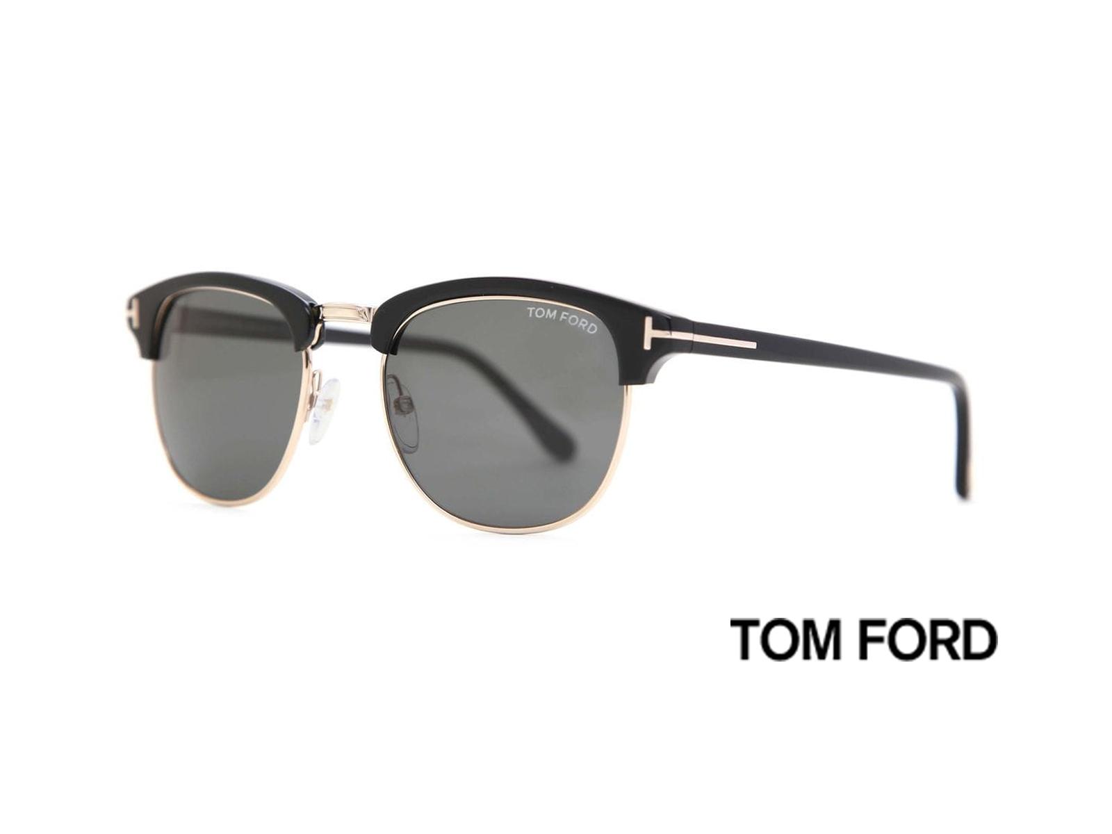 【海外直送】Tom Fordトムフォード サングラス メンズTom Ford FT0248 HENRY 05N送料無料53サイズ  正規品 安い ケース付 クロス付