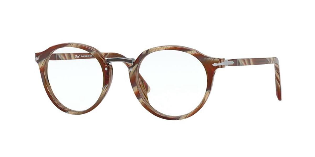 【メーカー包装済】 【海外直送】Persol ペルソール メンズ メガネ Persol PO3185V 1113 46 46 サイズ 正規品 安い ケース&クロス付, キャトルセゾン a5bd9b63