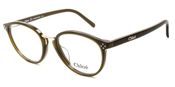 【海外直送】Chloeクロエ レディース メガネChloe CE 2666 Boxwood 303 52サイズ 正規品 安い ケース&クロス付